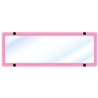 Light Pink Customise Cover